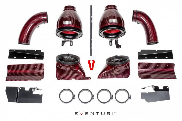 Eventuri Carbon Ansaugsystem für Audi B8 RS4 RS5