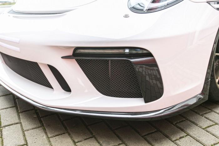 Lufteinlass Carbon links (Austausch) Porsche 991 Speedster