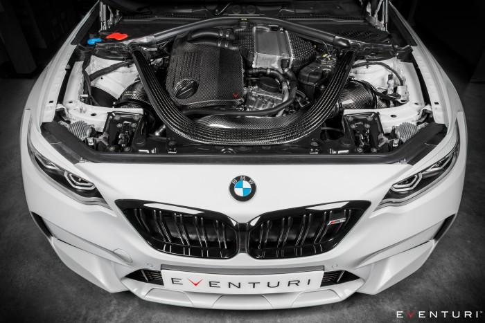 Eventuri Carbon Kevlar Ansaugsystem für BMW F87 M2 Competition