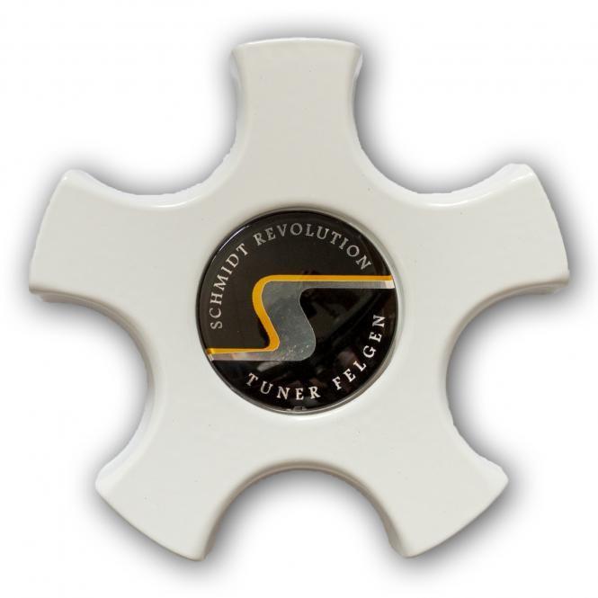 Felgendeckel FS-Line CeramicWhite