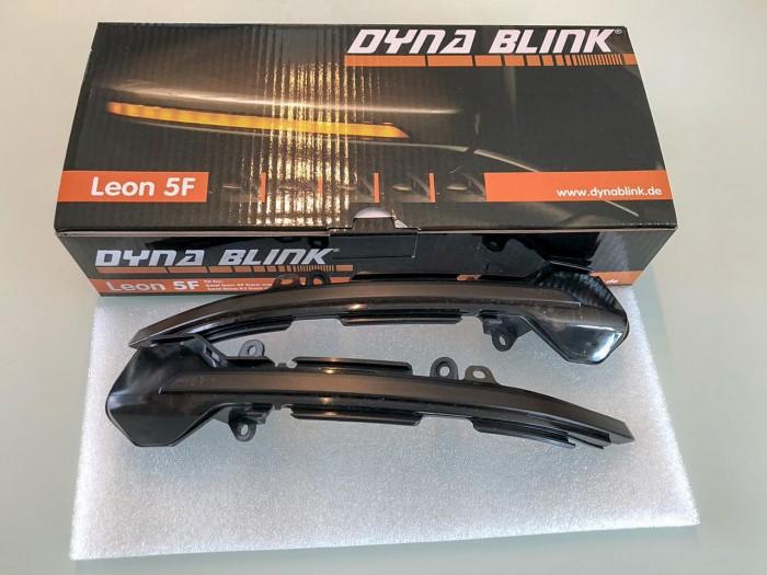 Dyna Blink für Seat Leon 5F Blinker