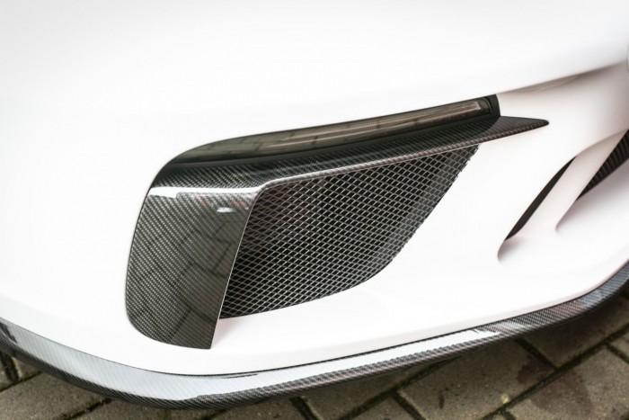 Lufteinlass Carbon rechts (Austausch) Porsche 991 Speedster