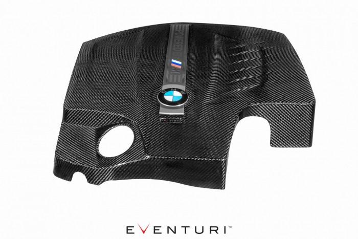 Eventuri Carbon Motorabdeckung für BMW F87 M2