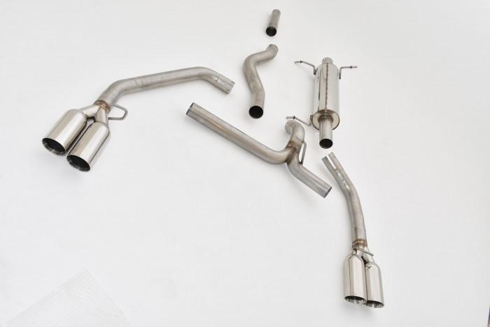 70mm Duplex-Anlage Mercedes V/W639/2 Vito