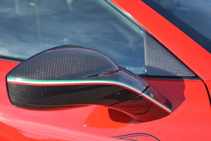 Friedrich Motorsport Blende Dreiecks-Abdeckung Fensterscheibe