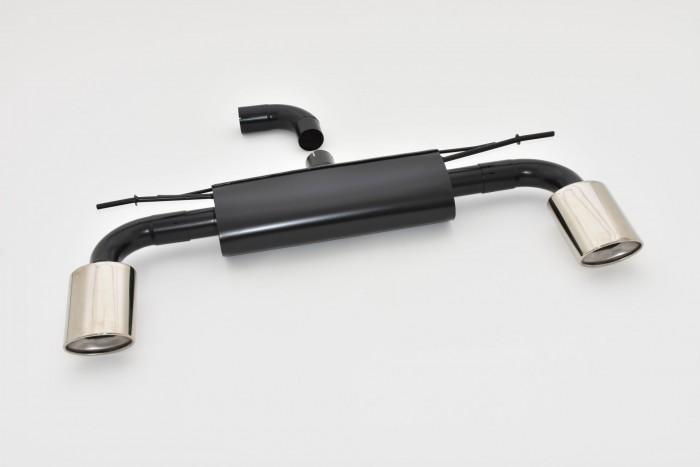 Duplex-Sportendschalldämpfer Audi Q2 GA Frontantrieb