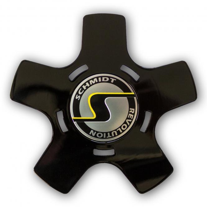 Felgendeckel XS5 GlossBlack