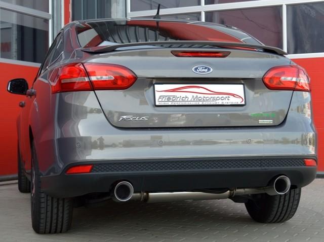 Friedrich Motorsport Duplex Sportendschalldämpfer